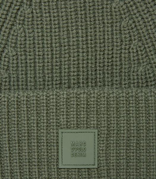 Bonnet en coton mélangé de qualité supérieure