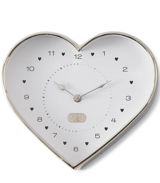 Classic Heart Clock