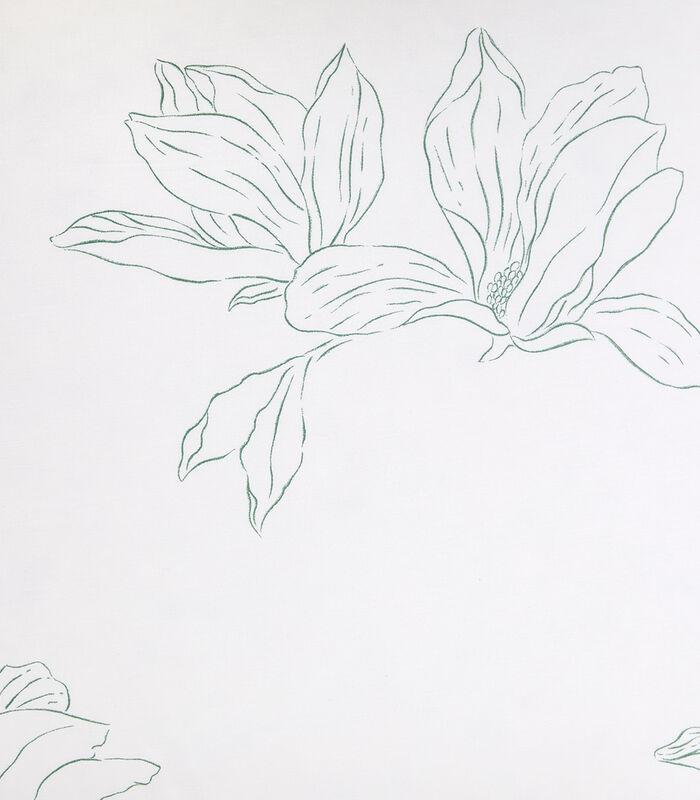 Fougue - Hoeslaken perkalkatoen 80 thread count image number 1