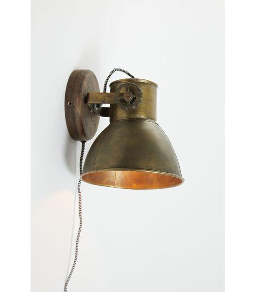 Wandlamp Elay - Weather barn/Antiek brons