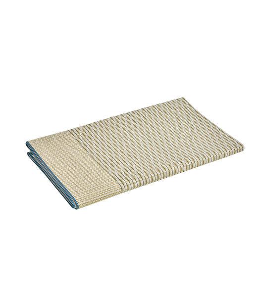 RYTHME Mastic - Drap Percale de coton