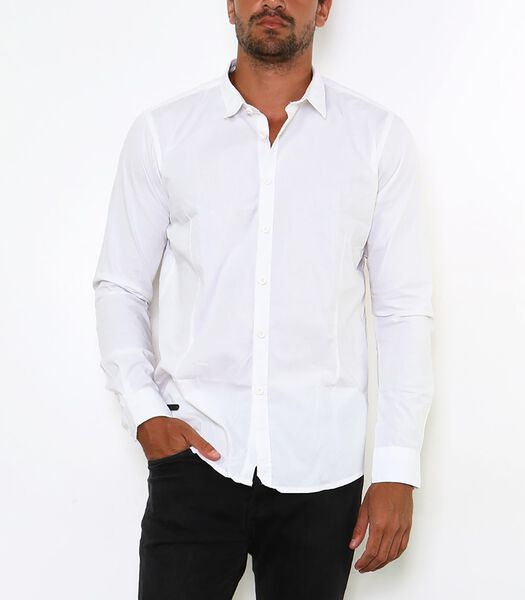 Frans overhemd lange mouw NIUGINI