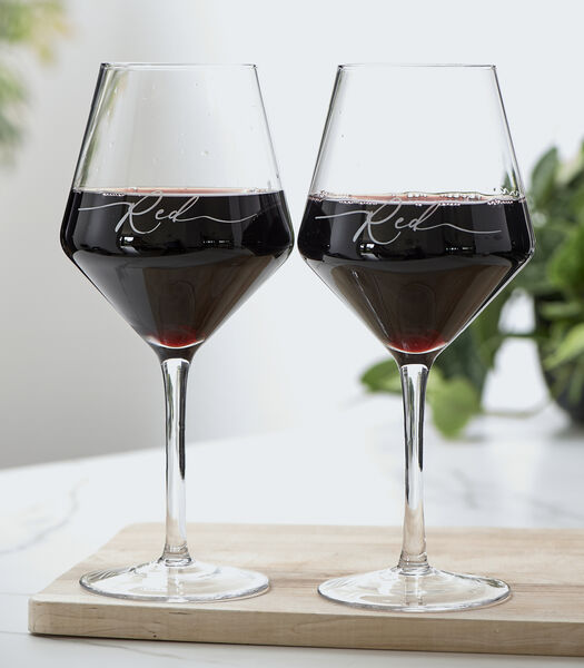 RM Red Wine Glass 2 pcs