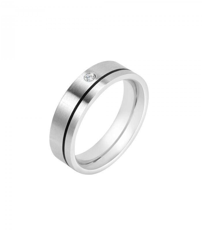 PREPPY stalen ring image number 0