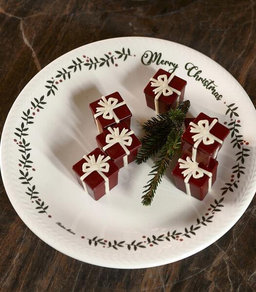 RM Classic Christmas Dinner Plate