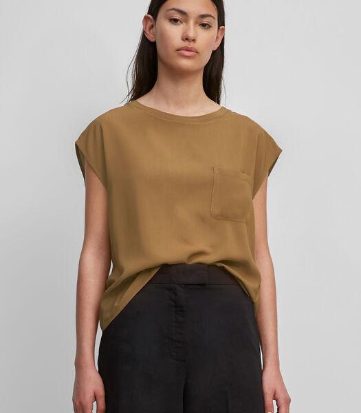 Blouseachtig shirt van LENZING™ ECOVERO™