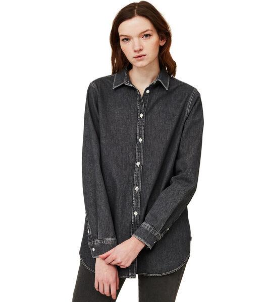 Isa Denim Overhemd
