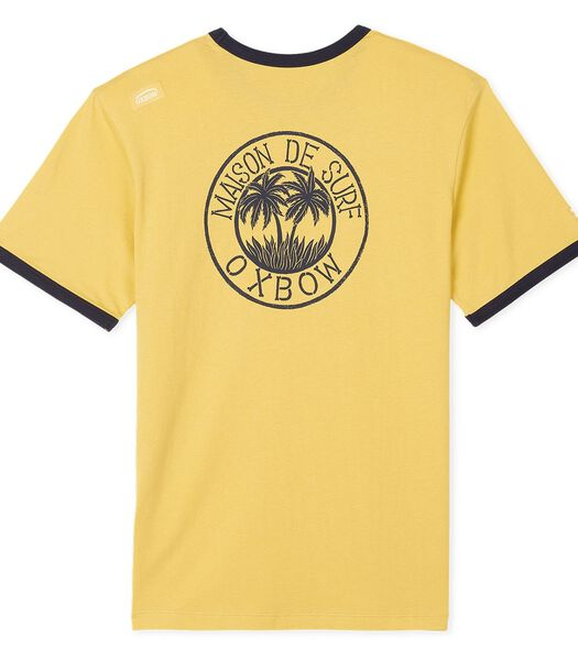 T-shirt met korte mouwen TIPALM