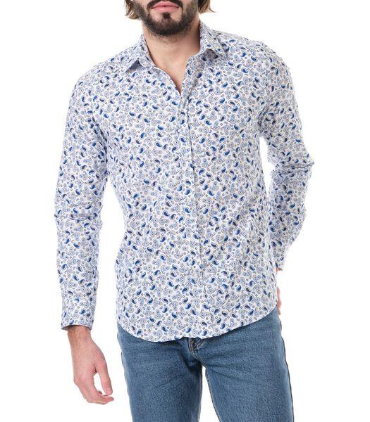 Overhemd met lange mouwen BROOK