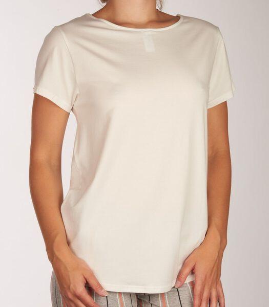 T-shirt v-hals sleep & dream d-44