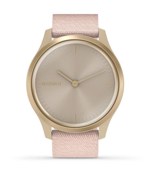 Vivomove Smartwatch roze 010-02240-02