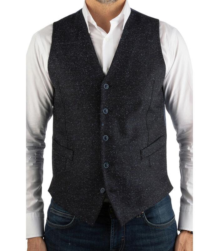 Vest wol tweed image number 0