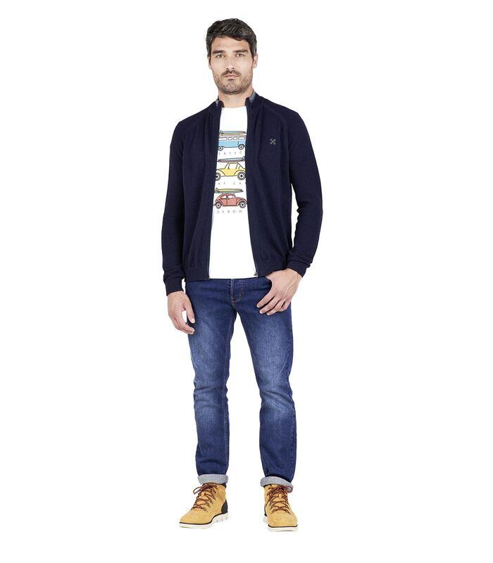 Vest met rits PESLO image number 0