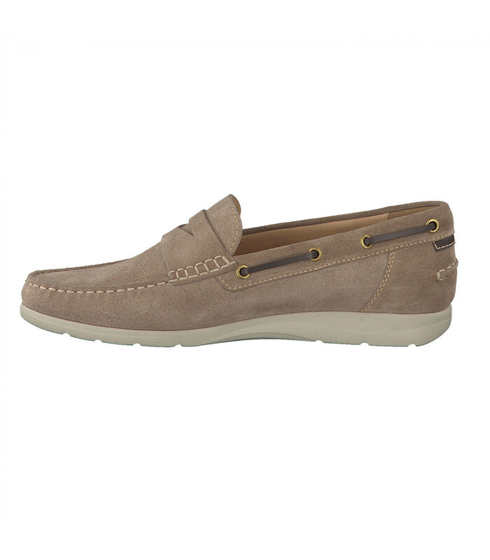 GINO-Loafers leer image number 4