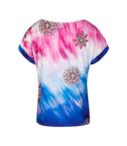 Recht vloeiend t-shirt AUSTIN