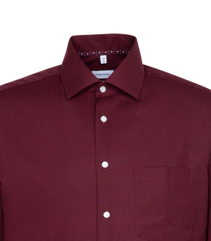 Overhemd Regular Fit Extra lange arm Uni image number 3
