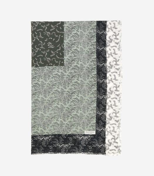 Sjaal van LENZING™ ECOVERO™
