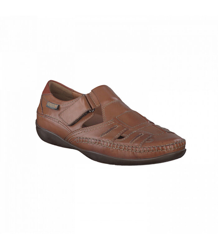 IVANO-Mocassin cuir image number 1