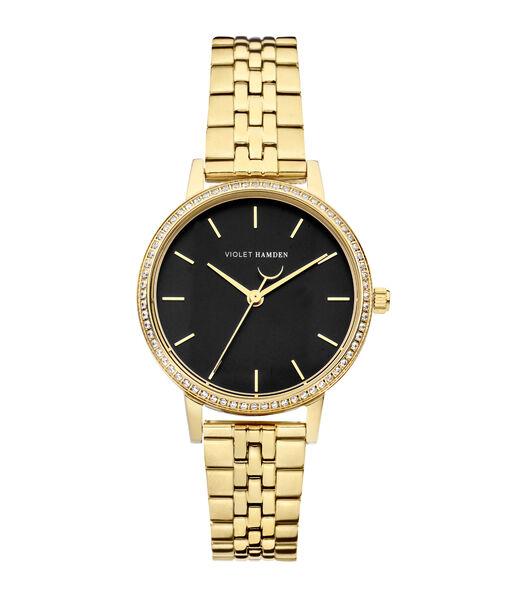 Sunrise Horloge goudkleurig VH07005