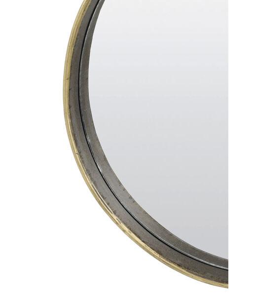 Miroir 76x60x11 cm SIANNA bronze antique