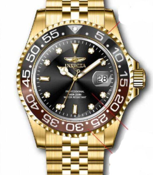 Pro Diver 36042 Herenhorloge - 40mm