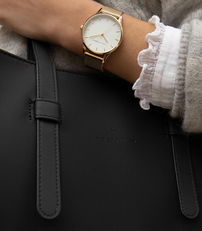 Essential Bag Shopper zwart VH25001 image number 2