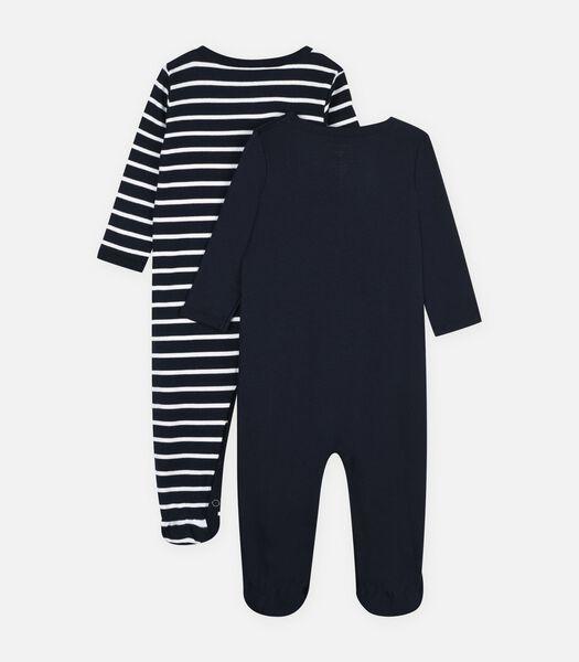 Warme pyjama's en onesies Blauw