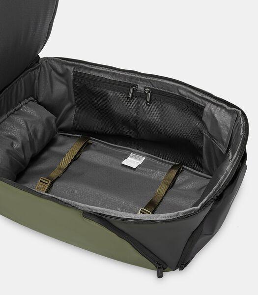 "TURTLE Rugzak/Duffle 15,6"" Cabin Size RFID"