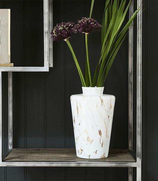 RM Marbled Vase