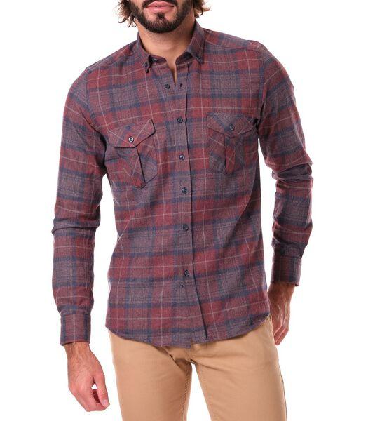 Overhemd met lange mouwen ITACHI