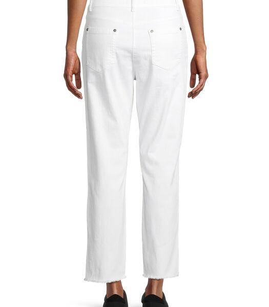 Pantalon à poches plaquées