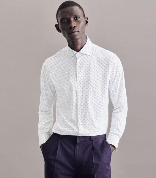 Performance hemd X-Slim Fit Lange mouwen Print