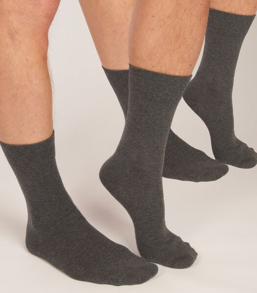 Sokken 2 pack socks h-43-46
