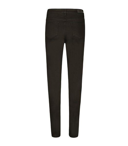 NIGHT chic slanke jeans met strassteentjes