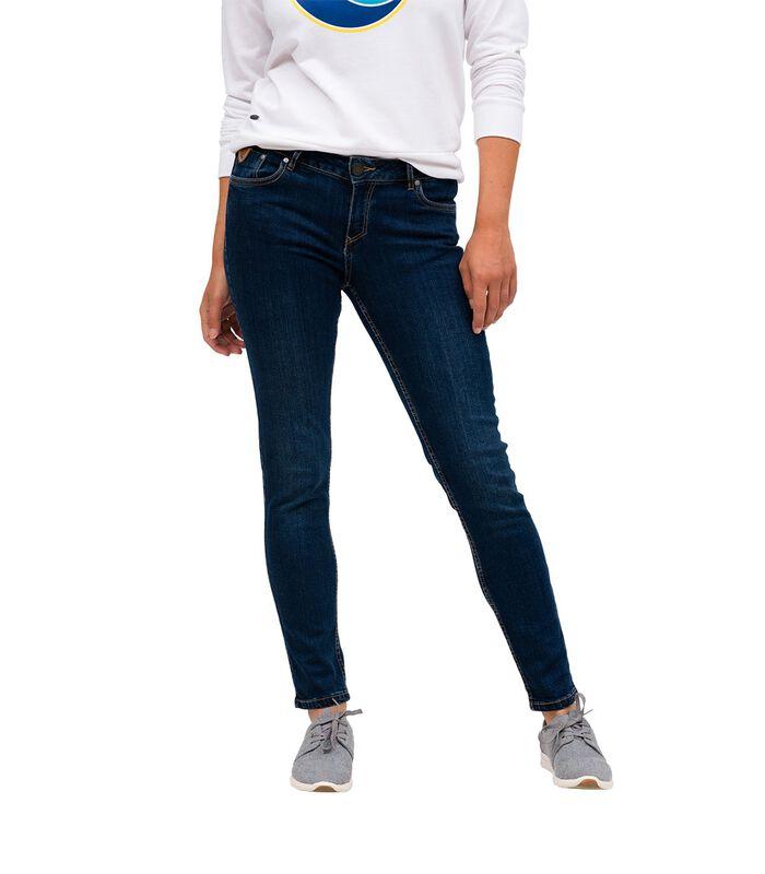 Jeansbroek slim fit BOER image number 0