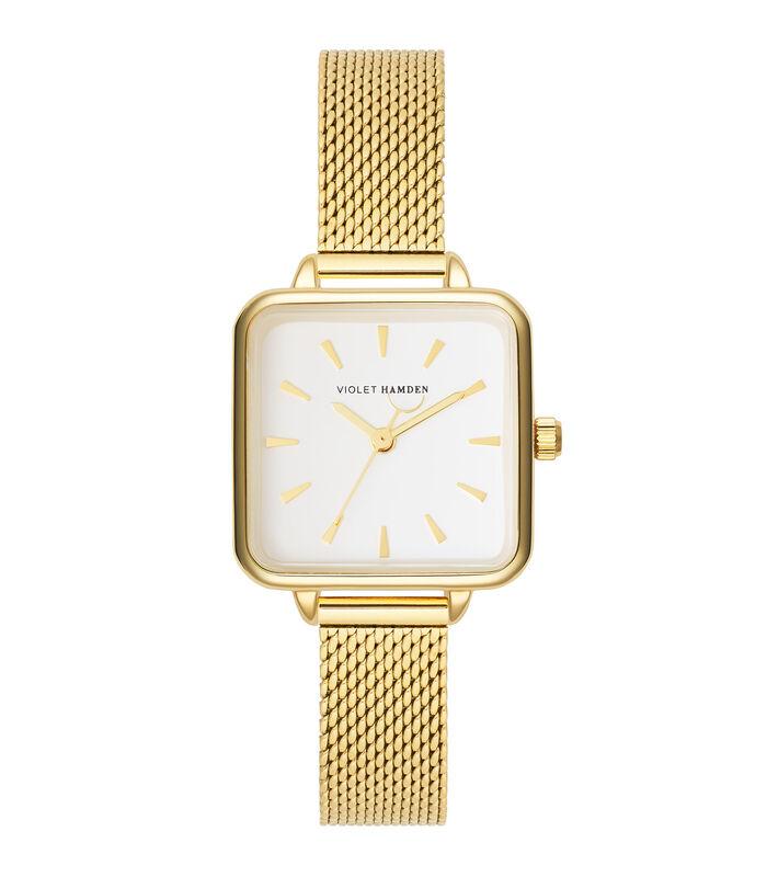 Dawn Horloge goudkleurig VH05011 image number 0