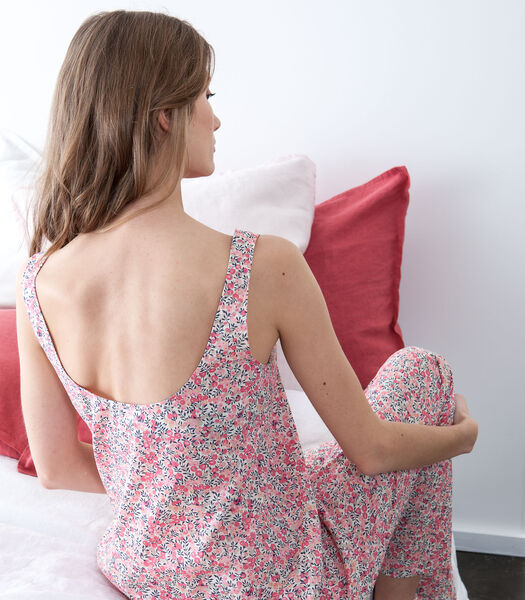 Katoenen popeline hemdje met