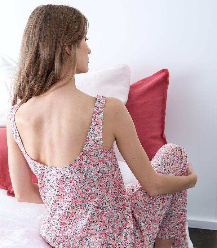 Katoenen popeline hemdje met image number 1