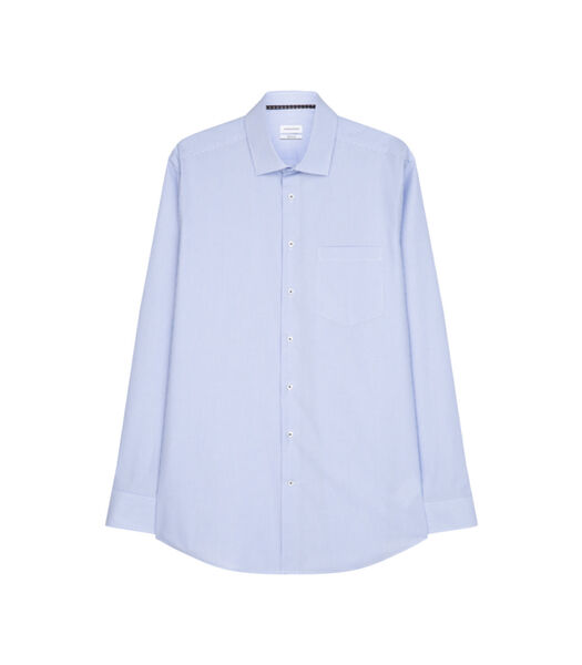 Chemise Business Regular Fit Manche longue A Rayures