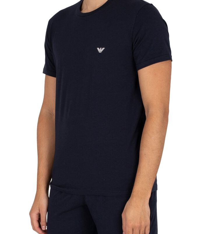 Pyjamaset met logo image number 2