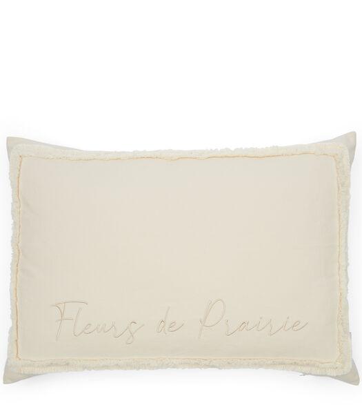 Fleurs Signature Pillow Cover