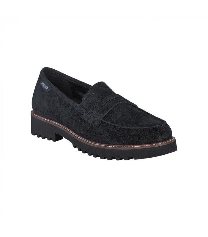 SIDNEY-Loafers fluweel image number 2