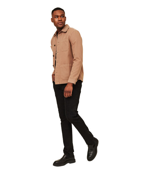 Chester canvas overshirt