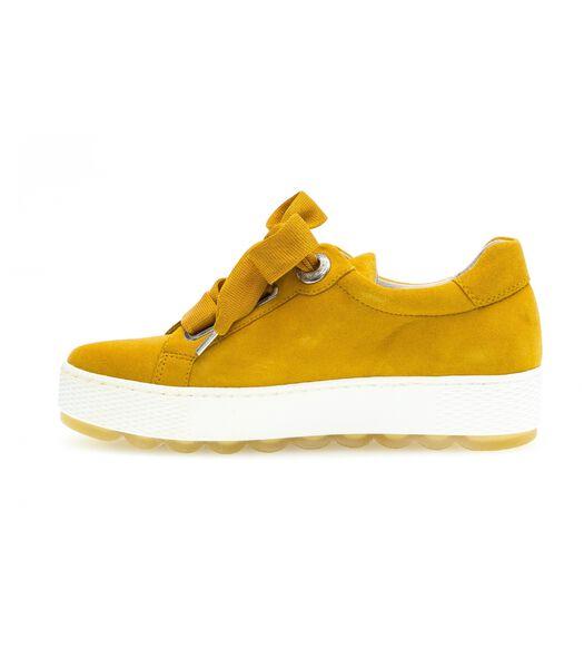 Sneakers suède