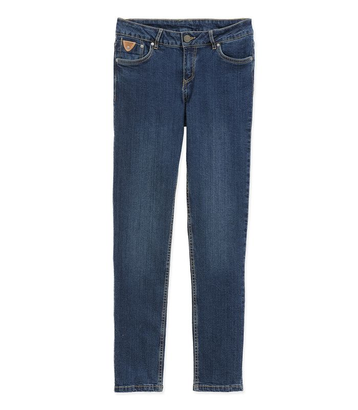 Jeansbroek slim fit BOER image number 3