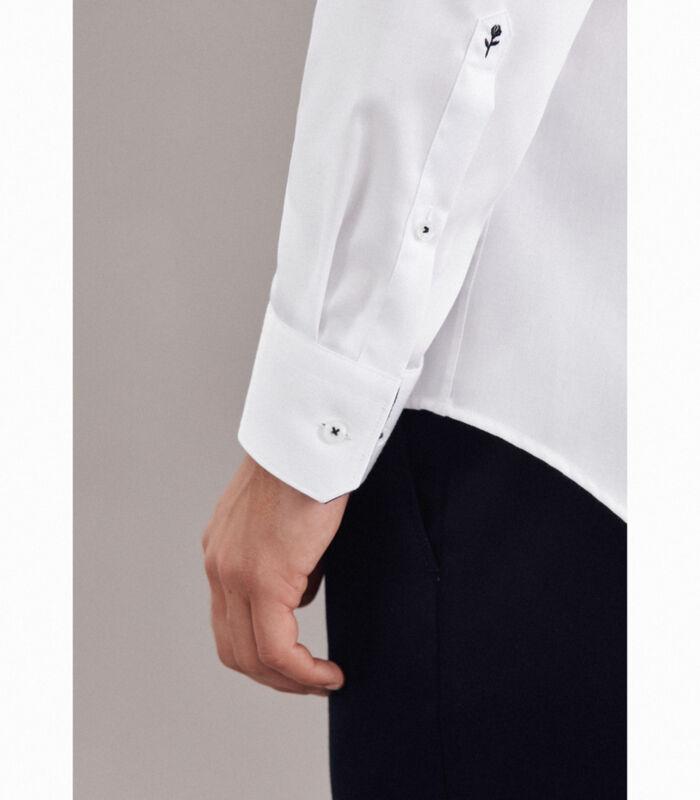 Overhemd X-Slim Fit Lange mouwen Uni image number 3