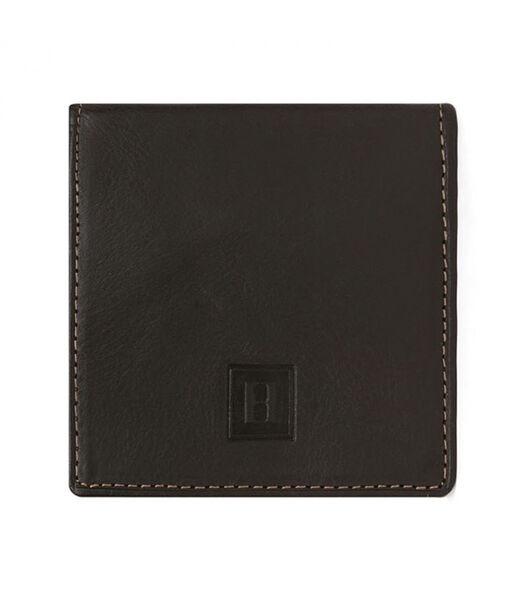 Porte-monnaie en cuir de vachette FÉLIN