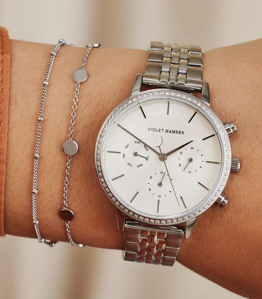 Sunrise Horloge Argent VH06001