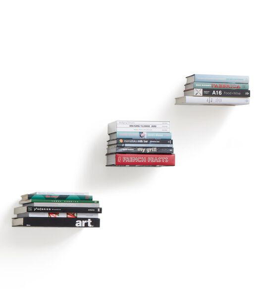 Conceal boekenplank