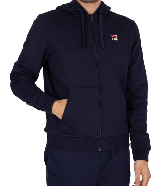 Melvin Essential hoodie met rits